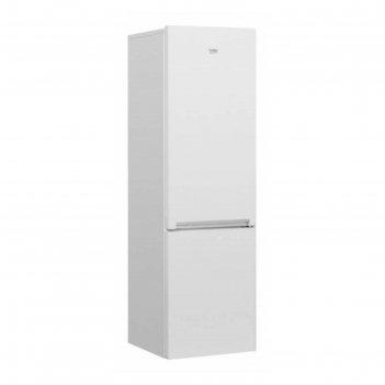 Холодильник beko rcsk339m20w, класс а+, объем 292 л, двухкамерный, белый