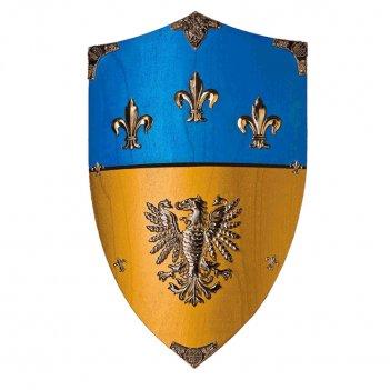Щит рыцарский - декоративный
