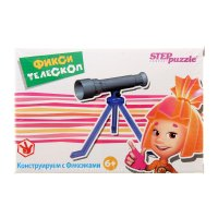 Развивающая игра фикси - телескоп