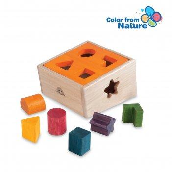 Логическая игрушка-сортер «фигуры»
