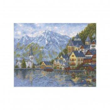 Набор для вышивания женевское озеро