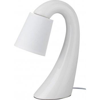 Светильник с абажуром высота=37 см.диаметр абажура...