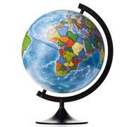 Глобус земли политический 320 серия классик