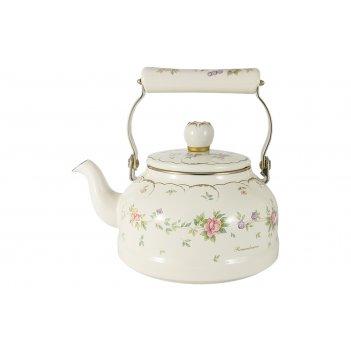Чайник эмалированный 2.3л воспоминание