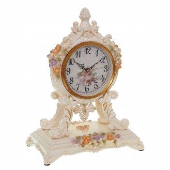 Часы настольные декоративные, l27 w16,5 h37 см,  (1хаа не прилаг.)