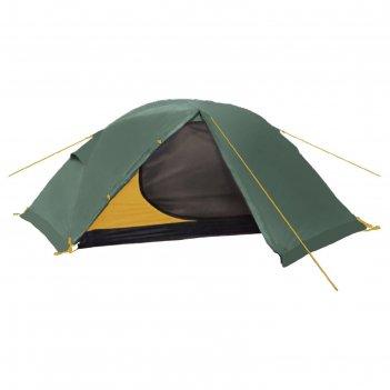 Палатка, серия экстрим galaxy, зеленая, двухместная