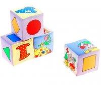 Кубики колобок