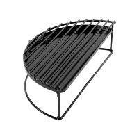Решетка для гриля-коптильни ashd1/amxhd2, эмалированная, полукруглая, мате