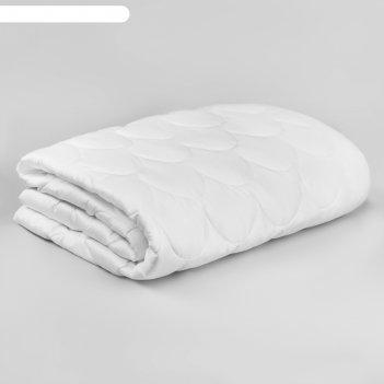 Одеяло «софт», размер 200 x 220 см, цвет белый