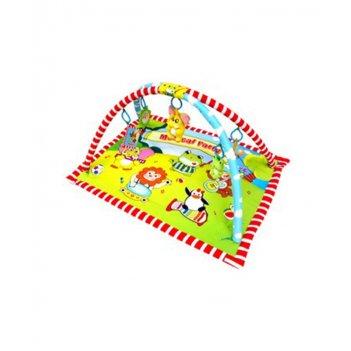 Детский развивающий коврик barty рм-р010