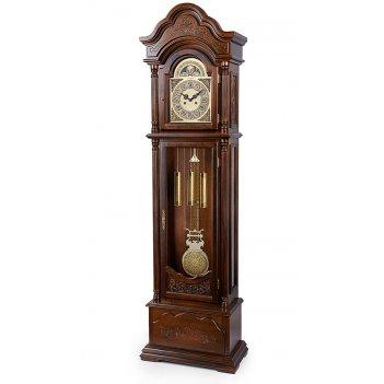 Часы напольные columbus сl-9201m «торжество»