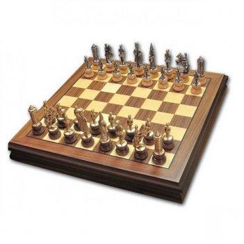 Шахматы король артур большие