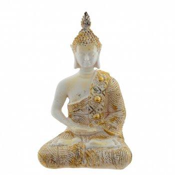 Фигурка декоративная будда, l9,5 w6 h15 см