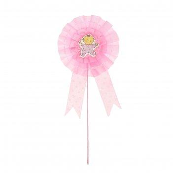 Топпер малыш, цвет розовый
