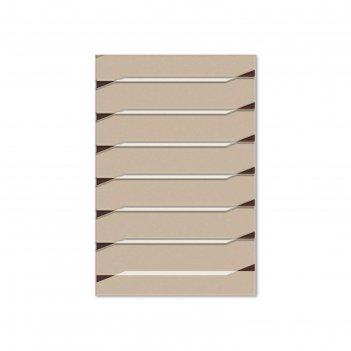 Ковёр прямоугольнаый soho 2x3 м 5586 1 15055 frise