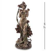 Ws-622 статуэтка дама (альфонс муха)