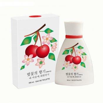 Туалетная вода женская korea cherry, 100 мл