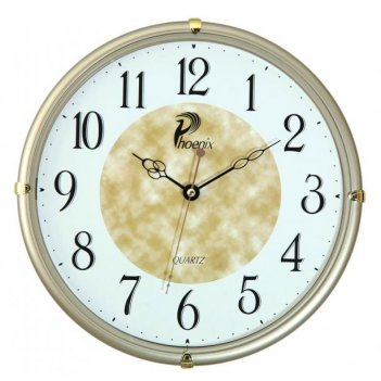 Настенные часы phoenix p 187005