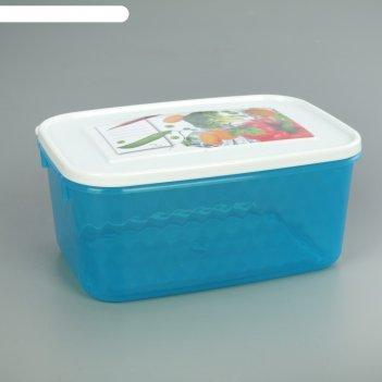 голубые контейнеры