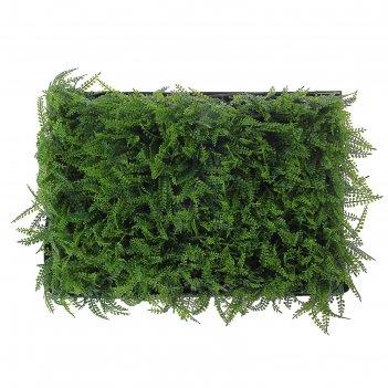 Газон-коврик искуственный, 40 х 60 см, сочная трава