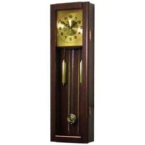 Настенные часы с боем sinix 301g