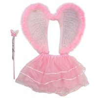 Карнавальное изделие костюм ангела, 41х35 см, 2в.