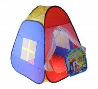 Игровая палатка волшебный домик, разноцветная