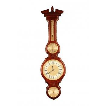 М-97 метеостанция часы с гигрометром
