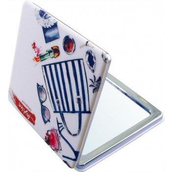 Зеркало nsa91-4 компактное 7,3х7х1,2см