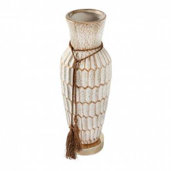 Ваза декоративная, керамика 11*11*32см