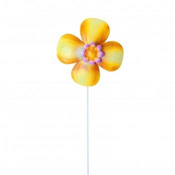 Декор садовый цветок