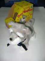 т51332, мягкая игрушка - собачка «пёс барбос» (21 см.)