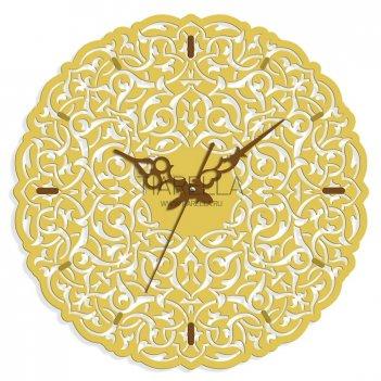 Настенные часы из металла tiarella восток