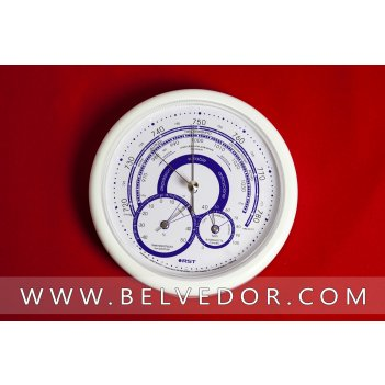 Метеостанция violet 38, барометр, термометр, гигрометр