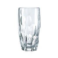 Набор из 4-х стаканов для виски sphere, высокие, объем: 385 мл, материал: