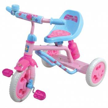 Велосипед трехколесный красотка