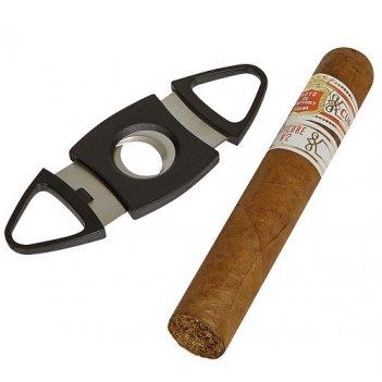 Гильотина для сигар, арт. afn-ct203 от aficionado, испания