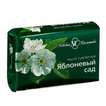 Мыло туалетное невская косметика «яблоневый сад», 90 г