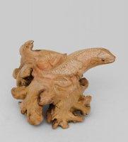 45-018 статуэтка ящерица 15см