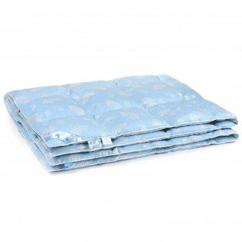 Одеяло кассетного типа belashoff классика, размер 200х220 см, тик