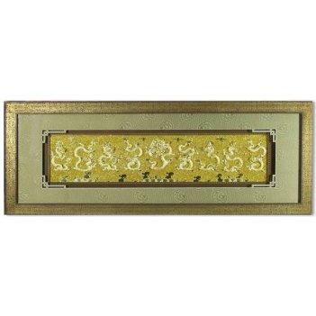 xms-377 картина девять золотых драконов