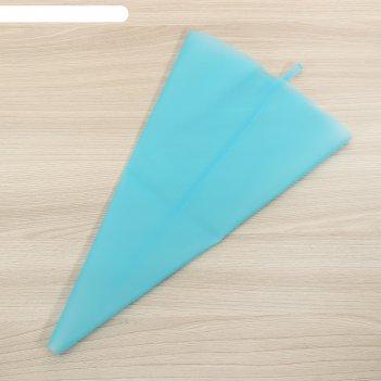 Мешок кондитерский 34x20 см синева