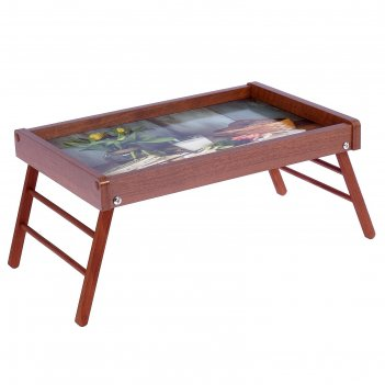 Столик для завтрака трапеза 34х52 см