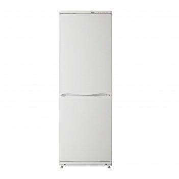 Холодильник атлант 6024.031, 367 л, класс а, перенавешиваемые двери, белый