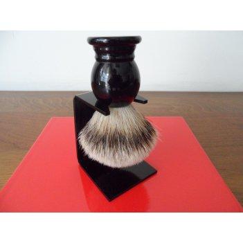 Экстрамягкая кисть для бритья silvertip shaving brush