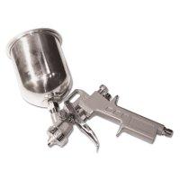 Краскораспылитель santool верхний металлический бачок ёмкостью 0,6 л, диам