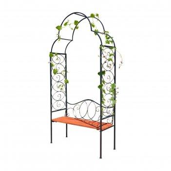 Садовая арка-беседка 863-01r