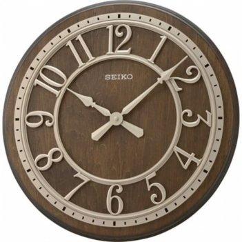 Настенные часы seiko qxa742bn