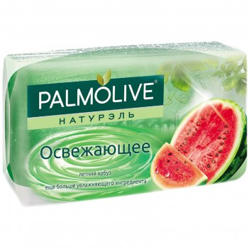 Туалетное мыло  palmolive освежающее, 90 г