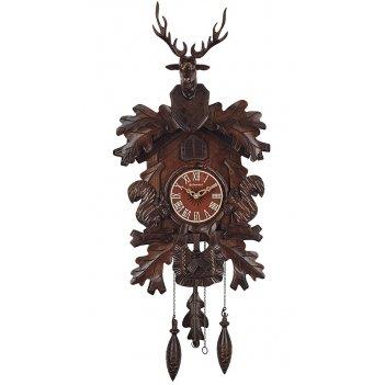 Настенные часы с кукушкой columbus сq-073